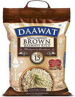 Daawat Brown Basmati Rice, 5kg