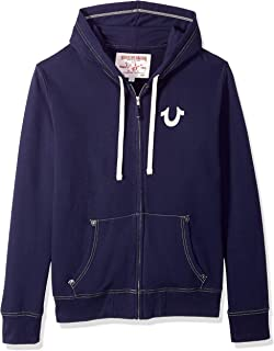 bb7f3362a Amazon.com  True Religion - Fashion Hoodies   Sweatshirts   Clothing ...