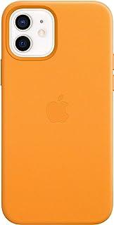Apple Skórzane etui zMagSafe do iPhone'a12 | 12Pro– kalifornijski mak