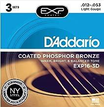 d addario exp16 3d