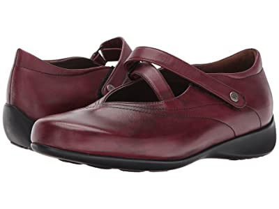 Wolky Passion (Bordo Vegi Leather) Women