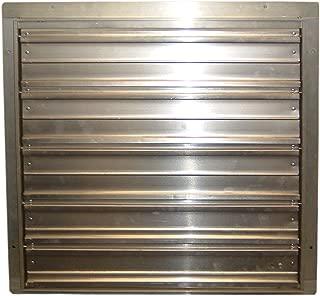 TPI Corporation CES-36 Aluminum Exhaust Shutter, 36