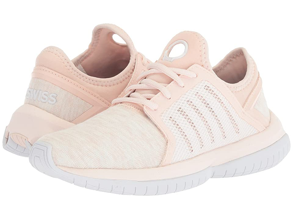 K-Swiss Tubes Millennia CMF (Angel Wing/White) Women