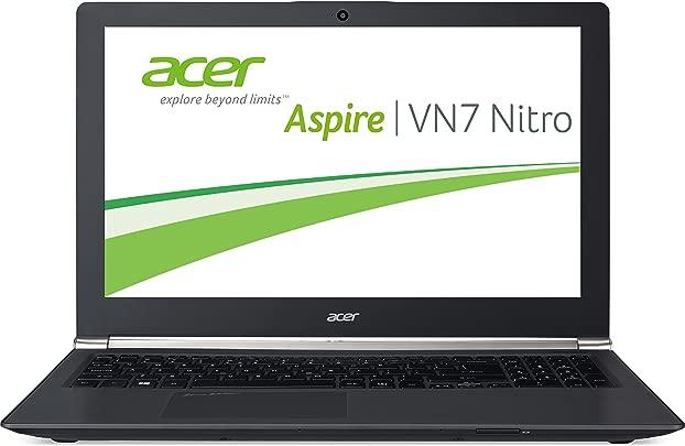 Acer Aspire Black Edition VN7-591G-76YG 39 6 cm  15 6 Zoll  Laptop  Intel Core i7-4710HQ  2 5GHz  16GB RAM  256GB SSD 1TB HDD  Nvidia GeForce GTX 860M  Win 8 1  Full-HD IPS Display  schwarz