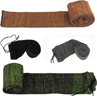TOURBON Hunting Shooting 53 inch Gun Sock for Shotgun Rifle (Pack of 4 Pieces)