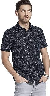 DJ&C By FBB Classic Collar Printed Shirt