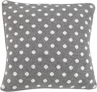 Cambrass Doty - Cojín cuadrado, 30 x 30 cm, color gris