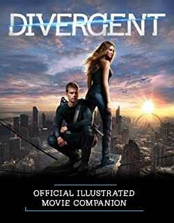 Divergent Official Illustrated Movie Companion (Divergent Series)