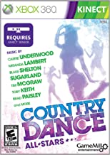 country dance games for kinect