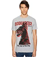 DSQUARED2 - Year Of The Dog T-Shirt
