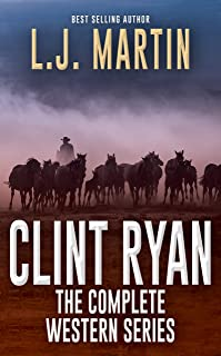 Clint Ryan: The Complete Western Series
