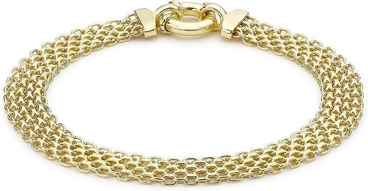Bracciale da donna Carissima gold, oro giallo 9k (375) 1.20.8042