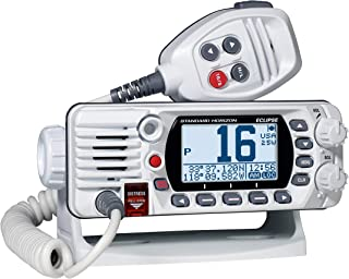 Standard Horizon GX1400 Eclipse Fixed Mount VHF Radio - White