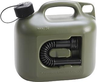 [ ヒューナースドルフ ] Hunersdorff 燃料タンク ポリタンク フューエルカンプロ 5L ウォータータンク 800200 オリーブ Olive FUEL CAN PRO 燃料 灯油 タンク [並行輸入品]