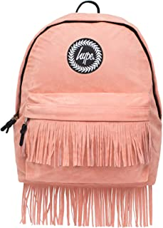 5c0dc3c05 HYPE Backpack Rucksack School Bag for Girls Boys Pink Western Ideal Travel  Day Shoulder Pack