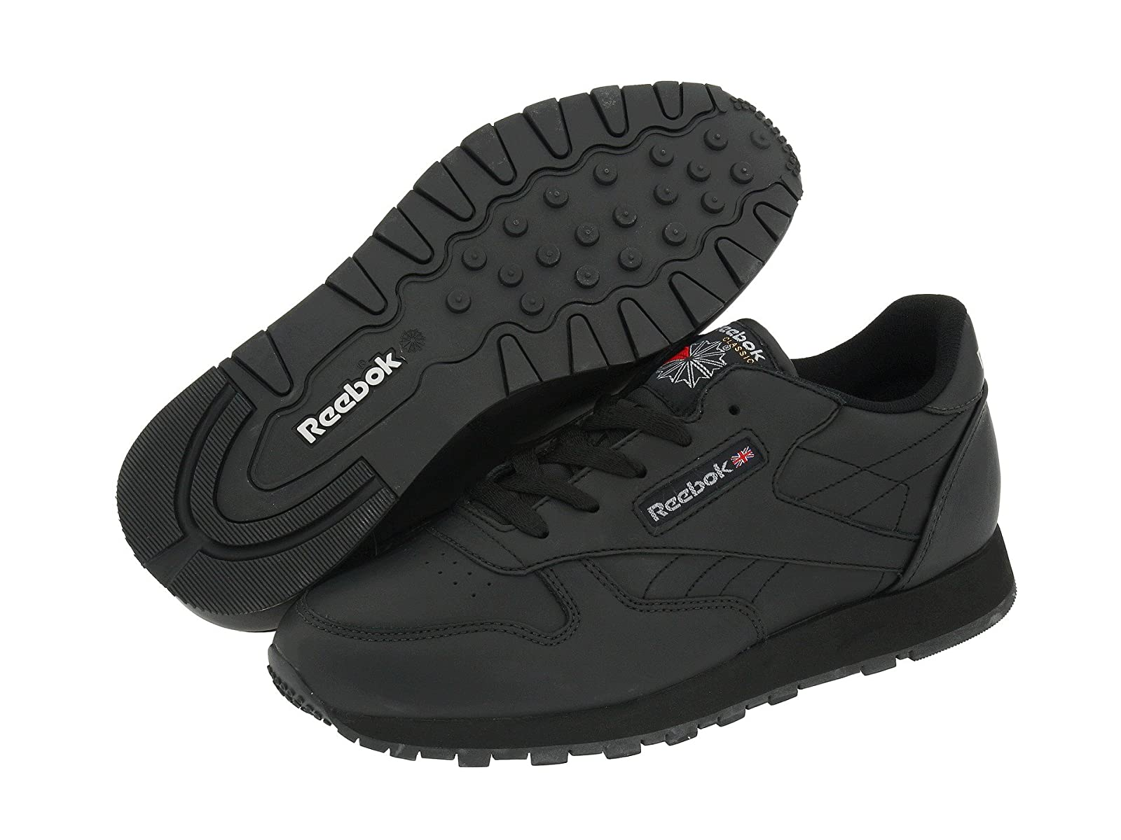 Reebok Kids Classic Leather (Big Kid)Atmospheric grades have affordable shoes