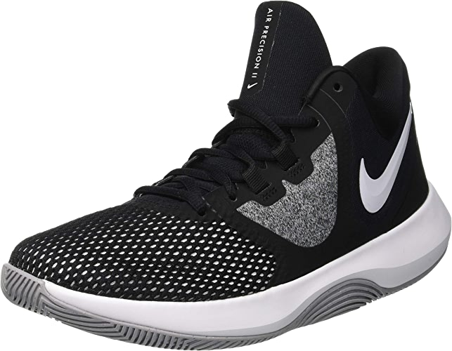 Nike Air Precision II Aa7069-001, Chaussures de Basketball Homme