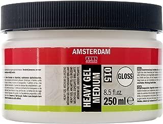 Royal Talens Amsterdam Heavy Gel Medium, 250ml Tube, Glossy (24173015)