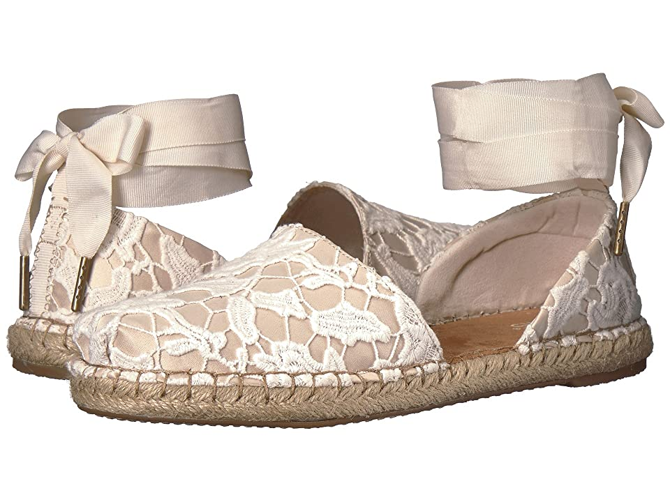 TOMS Katalina (Birch Floral Lace) Women