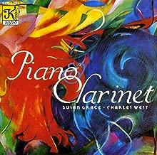 Lutoslawski: Dance Preludes / Faith: Sea Pieces / Genzmer: Sonatine / Alwyn: Clarinet Sonata