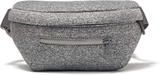 Pander Neoprene Fanny Pack 3 Pockets Waist Bag for Men & Women Fashion Water Resistant Hip Bum Bag with Adjustable Belt fo...