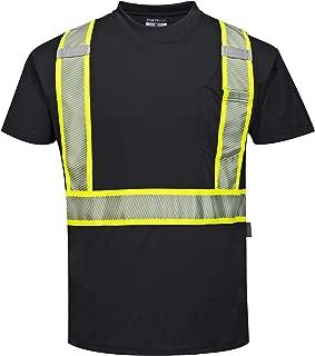 Best black reflective t shirt Reviews
