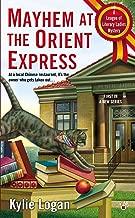 Mayhem at the Orient Express (عصبة النساء الأدبية)