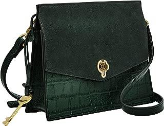 Women's Stevie Leather Crossbody Handbag