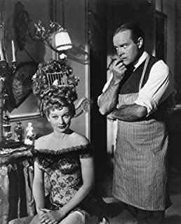 Photo Lucille Ball & Bob Hope 8 x 10 Glossy Picture Image #1
