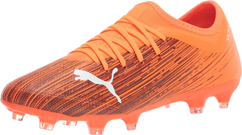 PUMA Men's Ultra 3.1 Ground Artificial Rare Firm Soccer-Shoe Phoenix Mall