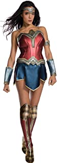 Secret Wishes Women's Wonder Woman Secret Wishes Costume With Boot Tops, As/Shown, Medium
