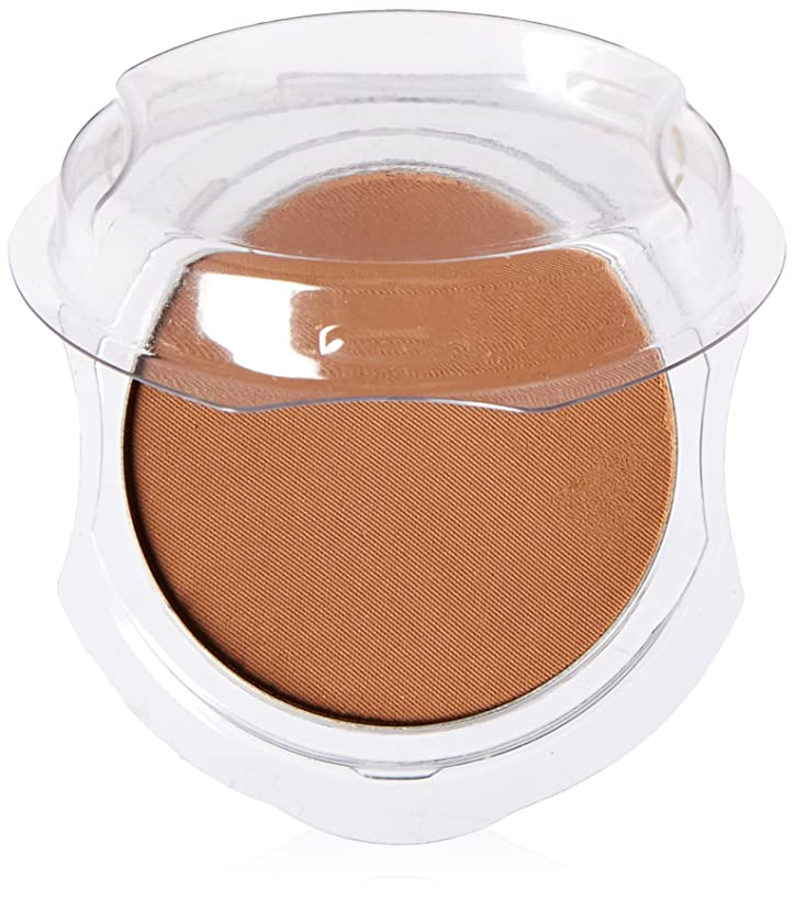請負業者光のジャケット資生堂 UV Protective Compact Foundation SPF 36 Refill - # SP70 Dark Ivory 12g/0.42oz並行輸入品