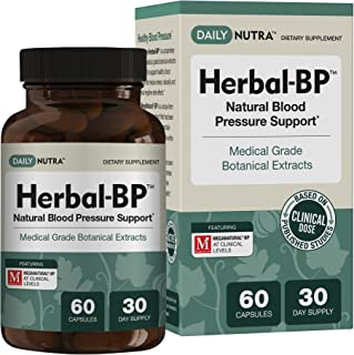 Best herbal supplements that lower blood pressure Reviews