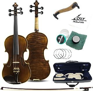 Best solid wood violin Reviews
