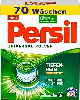 Persil Uniwersalny środek piorący do proszku (70 prań), pełen środek piorący z technologią Tiefenrein-Plus zwalcza najbard...