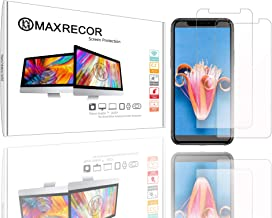 Maxrecor - Compatible with Rim BlackBerry Curve 8300 Nano Matrix Anti-Glare PDA Screen Protector (Dual Pack Bundle)