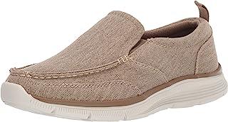 Men's Canvas Slip On Loafer