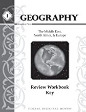 Geography I Review: Teacher Key, Quizzes, & Tests