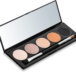Jolie 5 Pan Eye Shadow Kit Palette - Smokin' Hot