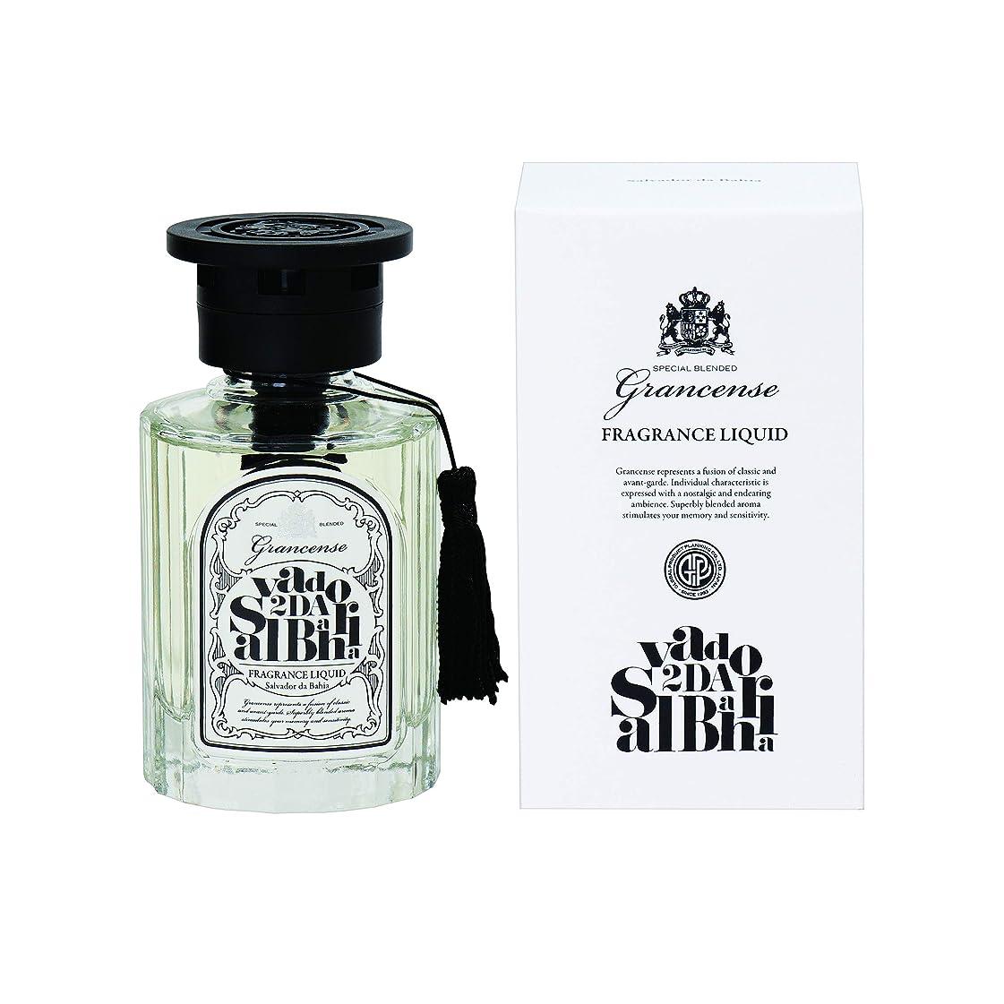 構造的可塑性一時的グランセンス フレグランスリキッド(約1~1.5ヶ月) サルバドール 120ml(室内用芳香剤 ルームフレグランス タッセル付 ライムとミントの爽やかさにバニラの甘さを感じる南国のような香り)