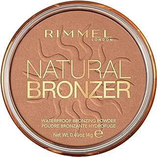 comprar comparacion Rimmel London Natural Bronzer Polvos Tono 027 Sun Dance - 14 gr