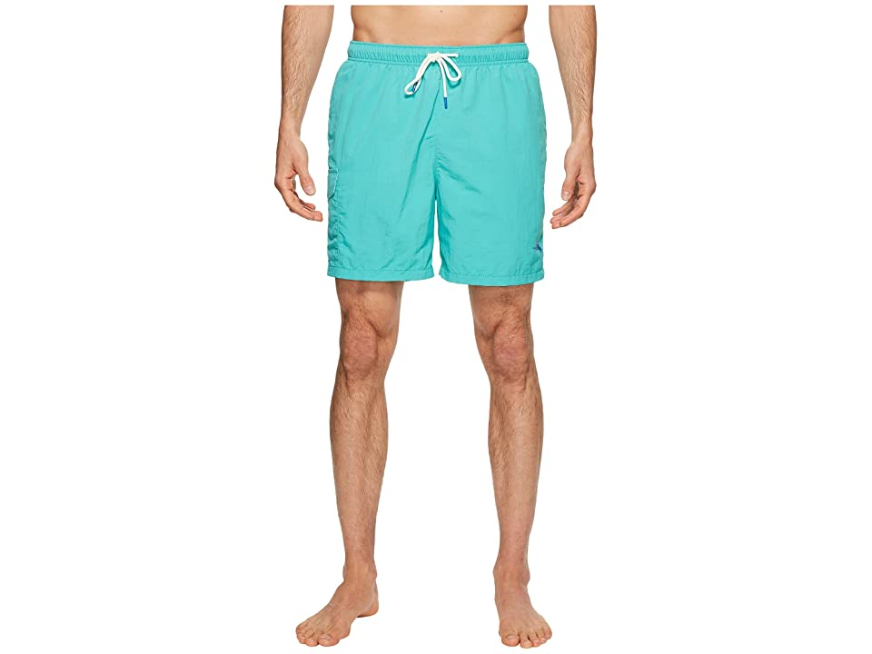 Tommy Bahama Naples Coast Swim Trunk (Castaway Green) Men