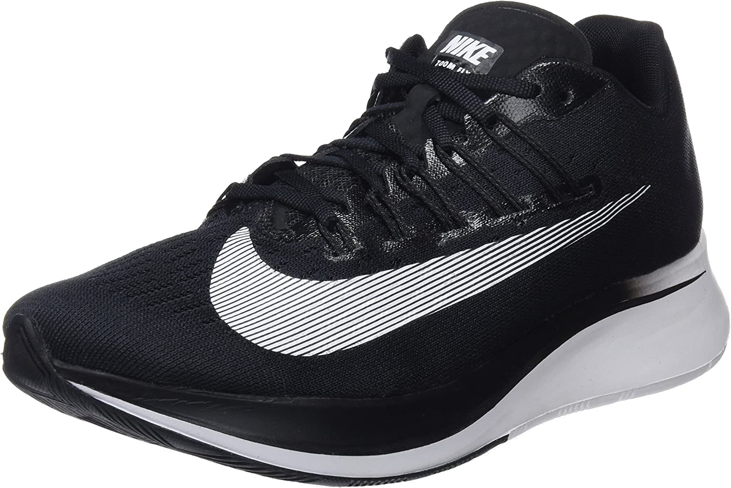 Nike Women's WMNS Zoom Fly, Black White