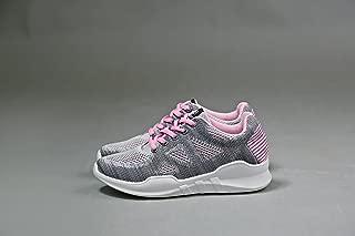 KOUDYEN Running Shoes Women Sports Trainers Breathable Walking Fitness High Heel Wedge Lightweght Gym Sneakers