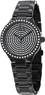 Women's 683.02 Symphony Analog Display Swiss Quartz Black Watch