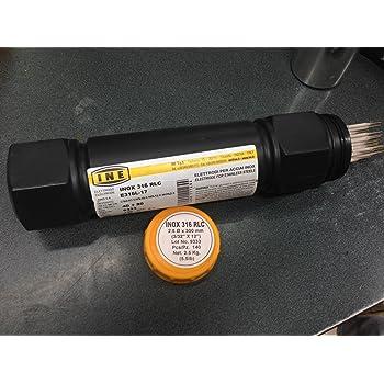 ELECTRODOS DE ACERO INOXIDABLE 2 316 RLC DIÁMETRO 2 MM X 300 MM EQUIPO SADARE ELECTRODOS: Amazon.es: Bricolaje y herramientas