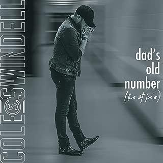 Dad's Old Number (Live at Joe's)