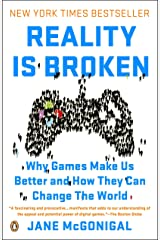 Reality Is Broken: Why Games Make Us Better and How They Can Change the World (English Edition) eBook Kindle