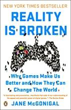 Reality is Broken: Why Games Make Us Better and How They Can Change the World PDF