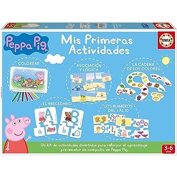 Educa Borrás-Mi Primer Lince, Multicolor, 36 Imágenes (15676 ...